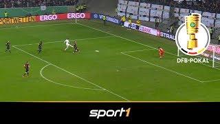 Eintracht Frankfurt - RB Leipzig 3:1 | Highlights | DFB-Pokal 2019/20 | SPORT1