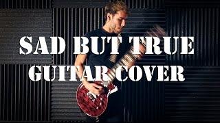 Sad But True - Metallica Cover (w/ backing track)