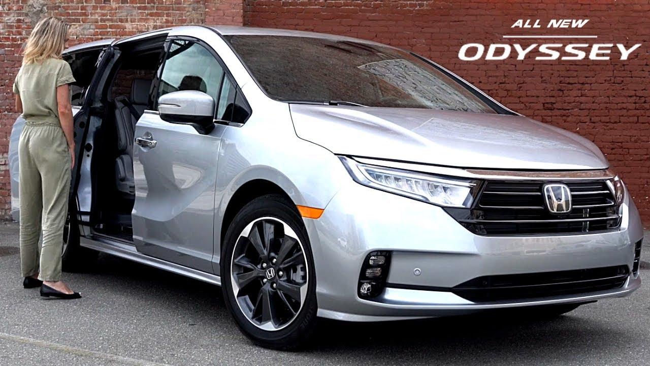 Honda Odyssey 2019 Vs 2021 Overview