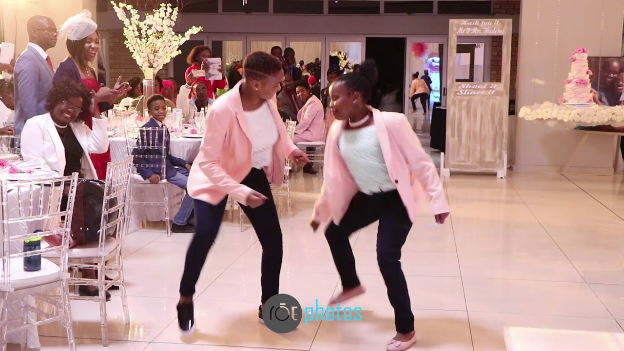 bulawayo wedding dance - YouTube