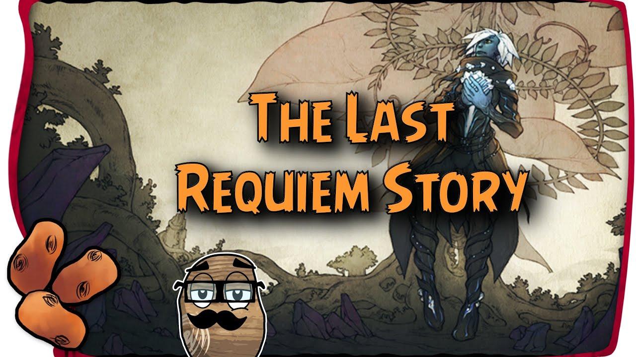 Caithe's Story - Guild Wars 2 `Requiem` Official Short Story