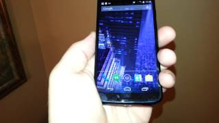 3D LiveWallpaper Dark City