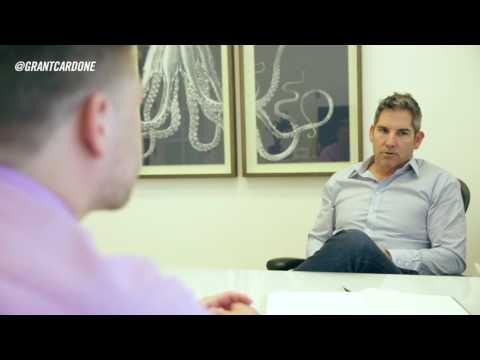 Business Coaching for Real Estate Investors - Grant Cardone