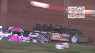 Dixie Speedway 8/15/15 Super Latemodel Feature!