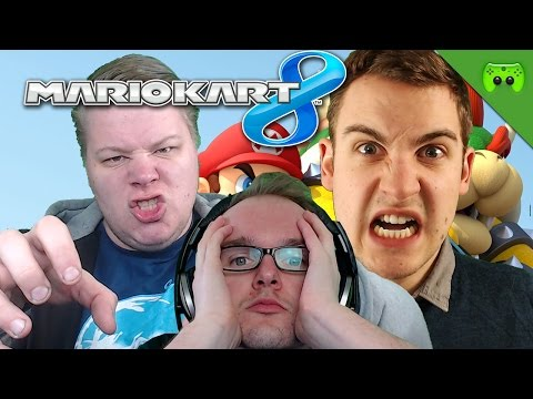TEAM RAGE VS TEAM GEILHEIT 🎮 Mario Kart 8 #147