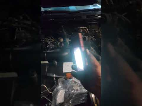 LandCruiser 2008 v8 d4d Sahara fuel line replacement and headaches