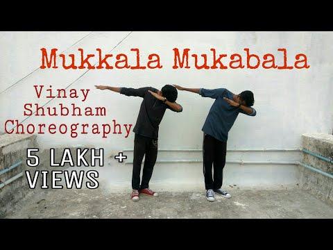 Mukkala Mukabala Dance Choreography By Vinay Sankhe & Shubham Sapkale