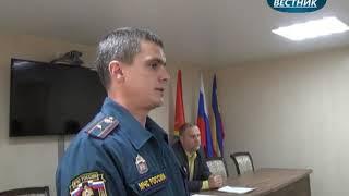 КЧС: усилить контроль за пожарной безопасностью в Суровикинском районе