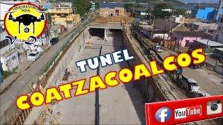 TUNEL DE COATZACOALCOS