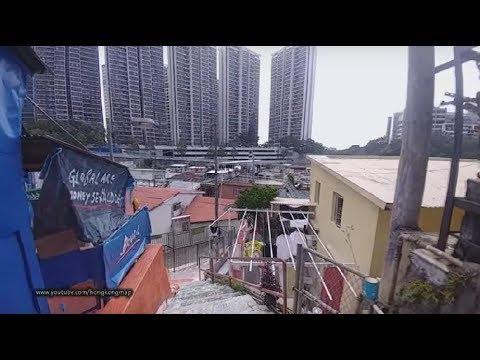 【Hong Kong Walk Tour】 Pok Fu Lam Village