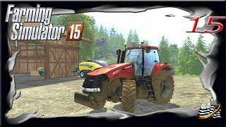Farming Simulator 15 - vous et moi ep 15 - carrière suivie - multijoueurs