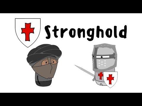 Stronghold на пальцах  Мудреныч