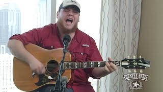 Download Luke Combs 'Can I Get An Outlaw' // Country Rebel Skyline Sessions Mp3 and Videos