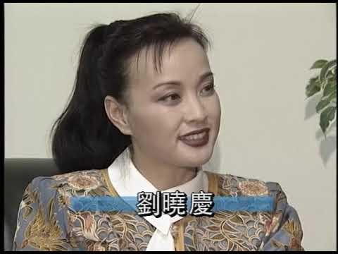 李斌主持茶余饭后节目:中国著名电影演员刘晓庆