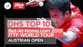 Лучшие розыгрыши | Austrian Open 2019