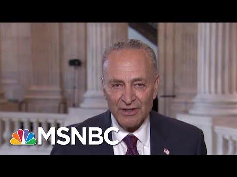 Sen. Chuck Schumer: Brett Kavanaugh Is Far, Far Right On So Many Issues | Morning Joe | MSNBC