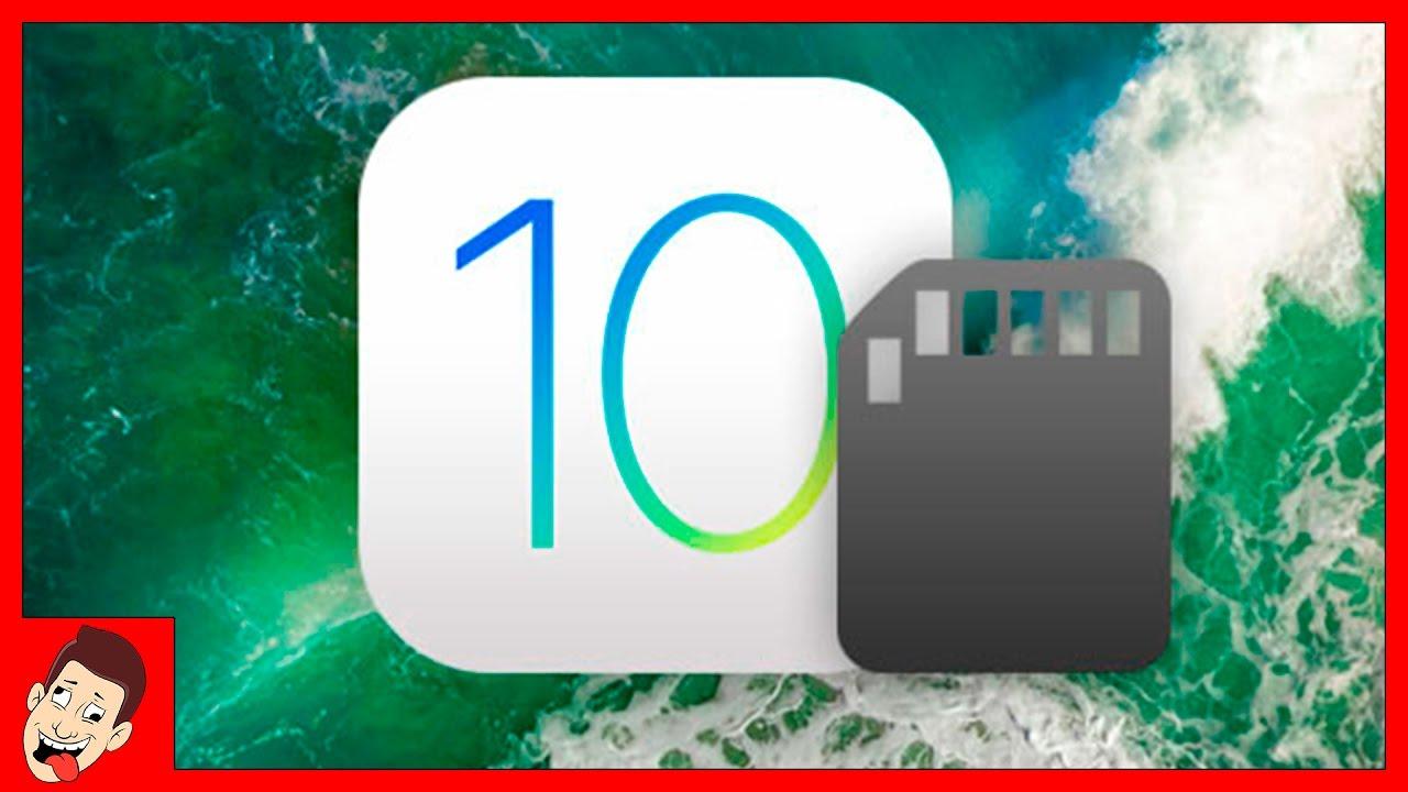 Самый Простой Способ как Очистить Память Айфон с IOS 10 и Компьютера | Автоматический Заработок в Интернете Программы