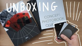 BTS MAP OF THE SOUL ON:E PHOTOBOOK UNBOXING (맵솔원 포토북 언박싱)