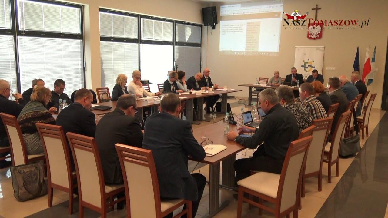 II sesja Rady Gminy Ujazd cz. 2