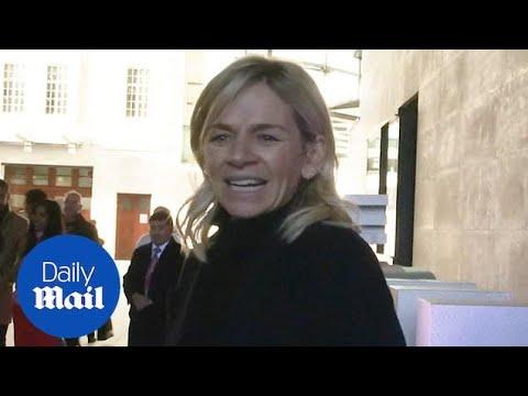 Zoe Ball 'enjoys' first day hosting BBC 2 Breakfast Show