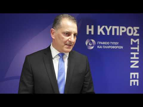 Statement by Minister Lakkotrypis at the EU Energy Council, Brussels (4/12/2019)