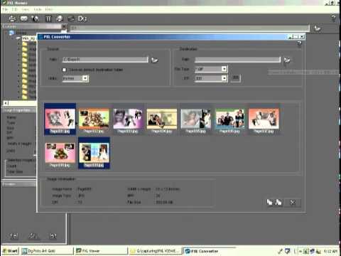 Line Art Converter Software : Pxl converter in dg foto art youtube