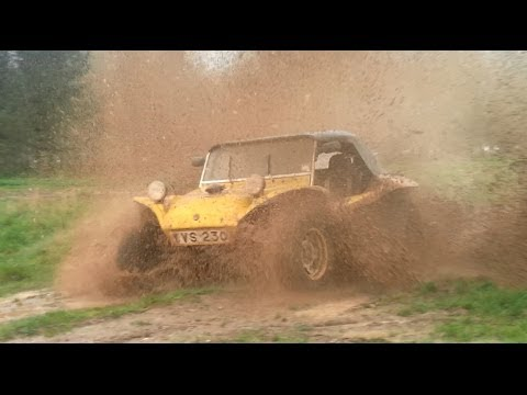 Vw Baja Bugs And Buggies Off Road At Bajaclub Spring Bash 2014 Youtube