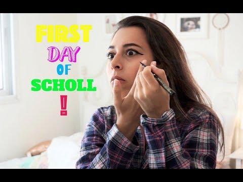 הבוקר של היום הראשון בבית הספר פנטזיה vs מציאות   עמנואל לוי