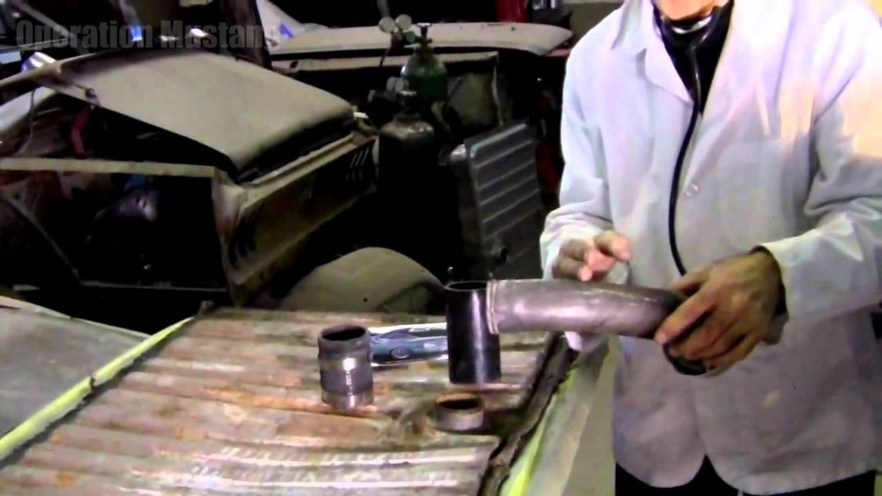 How-To Fuel filler Hose