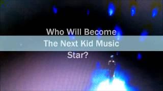 The Next Kid Music Star TV Show Trailer.wmv