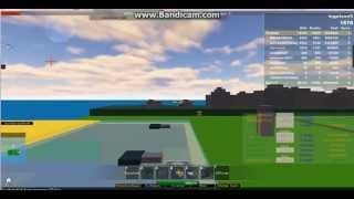 Roblox Base War (the Land) :best yellow AA gunner