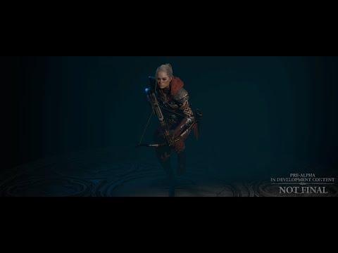 Diablo IV Quarterly Update—June 2021: Rogues Video