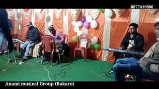 माई डोली चढ़ी ,, mai doli chadi,,INSTRUMENTAL live jagran bhojpuri bhakti(8877419806)