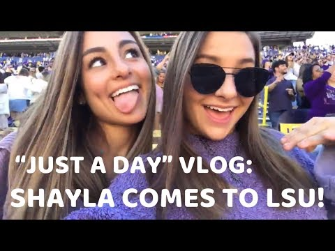 SHAYLA COMES TO LSU