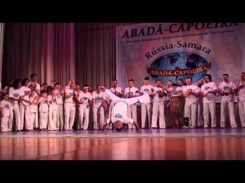 ABADA-CAPOEIRA SAMARA 2013. Batizado Infantil. Капоэйра в Самаре.