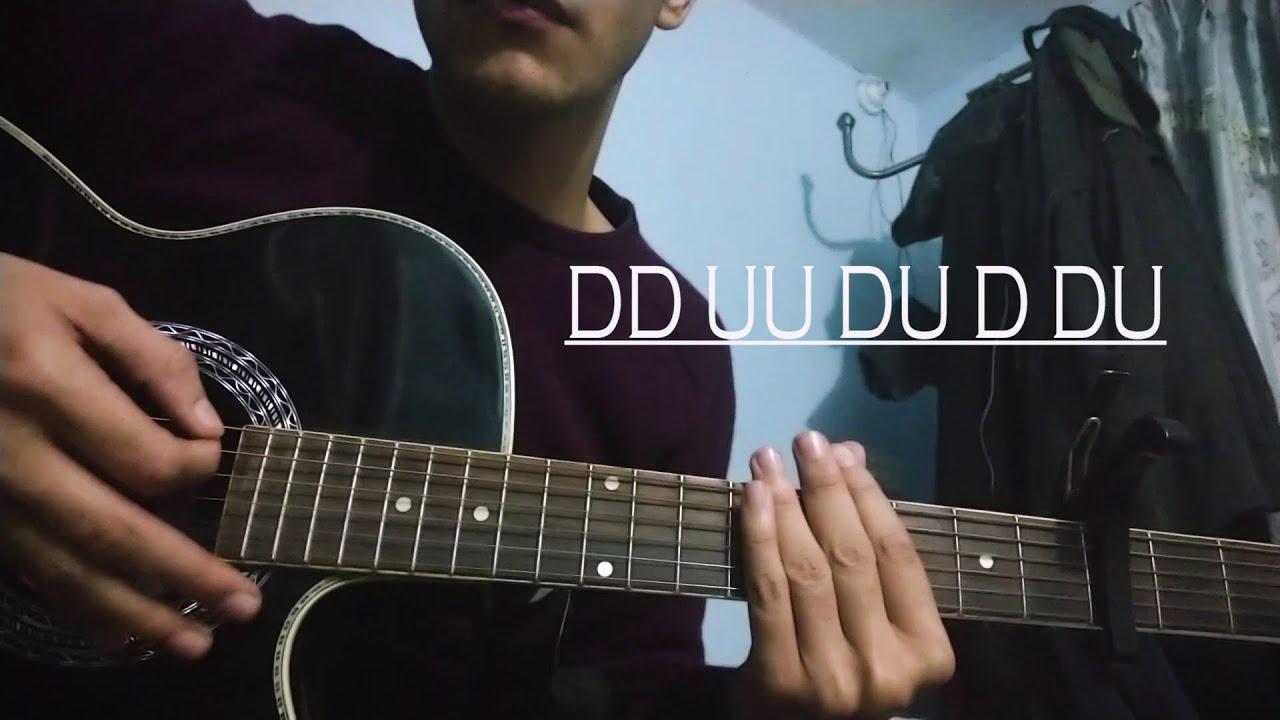 intro em g bm c verse 1 em on the. Sweet Home Yoon Jisu Sad Guitar Ost Guitar Tutorial Youtube