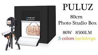 PULUZ  80cm  Photo Studio Box Kit screenshot 4