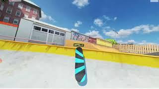 Скейт борд трюки
