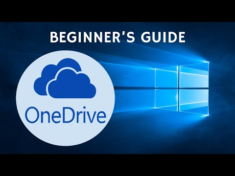 Beginner's Guide to OneDrive for Windows - UPDATED Tutorial