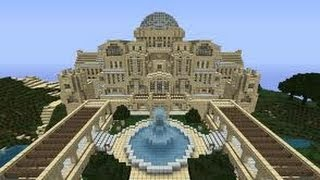 The Best Minecraft House Ever Built in 1.7.7