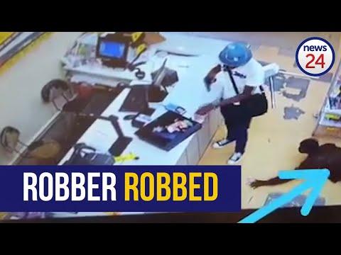 Bo and Jim - Freak n' Fool File; Robber Getting Robbed!