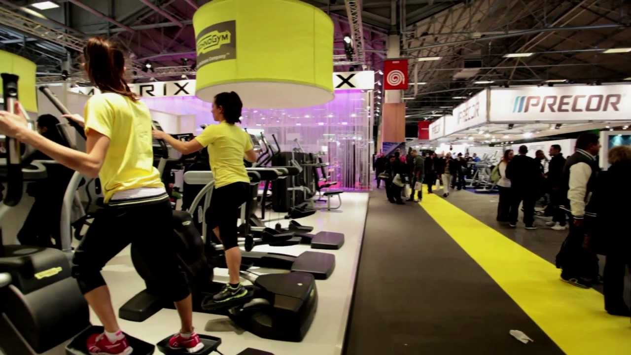 Salon mondial body fitness 2013 youtube for Salon du fitness palexpo