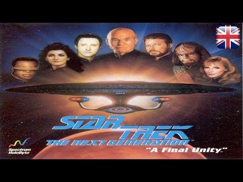 Star Trek: The Next Generation – A Final Unity - English Longplay - No Commentary