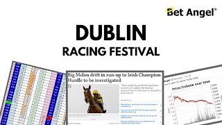 Betfair trading - Dublin Racing Festival