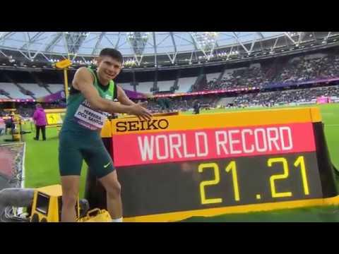 Men's 200m T47 |Final | London 2017 World Para Athletics Championships