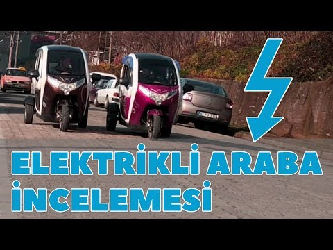 Electric Car Inspection (Kral Grande 5000)