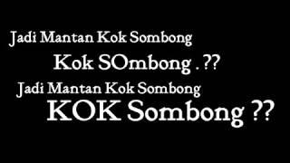 Ecko Show  - Mantan Sombong LIRIK Feat LIL ZI BonzBeat By Ecko Show