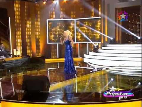 Popstar 2013 1. HAFTA Ahsen - Unuturum Diye Yorma