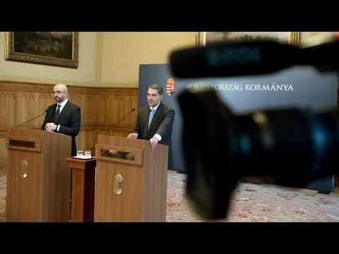 Kormányinfó 85 - A munkából élők költségvetése lesz a 2018-as
