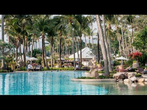 Отели Тайланда.Thavorn Palm Beach Resort Phuket 5*.Карон Бич.Обзор